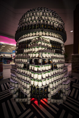 DI employees supports Canstruction