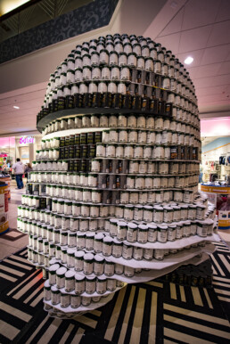 DI Foundation supports Canstruction