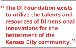 DI Foundation Mission statement