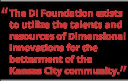 DI Foundation Mission statement