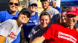 KC Heart Walk and DI employees