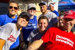 KC Heart Walk and DI employees