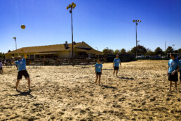 DI Sandtastic Volleyball team