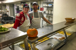 DI Foundation give back to community at KC Community Kitchen
