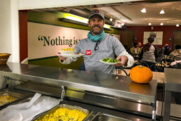 Dimensional Innovations employees give back to community at KC Community Kitchen